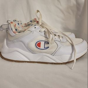 Champion White Sneakers
